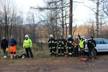 Galeria Kurs pilarka ze strażakami 2015
