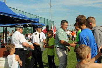Galeria Zawody sportowo - pożarnicze OSP Gminy Lubrza 2017