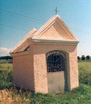 Kapliczka Jasiona