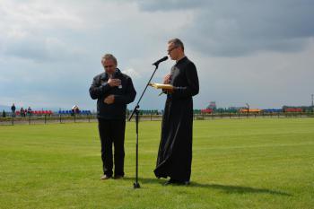 Galeria Otwarcie Boiska do piłki nożnej - Lubrza 16.08.2014
