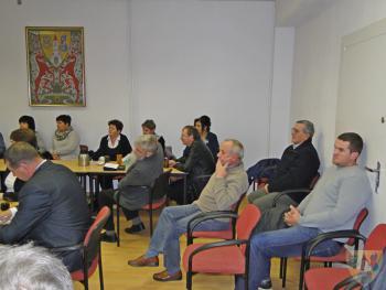 Galeria Pierwsza sesja Rady Gminy w nowej kadencji